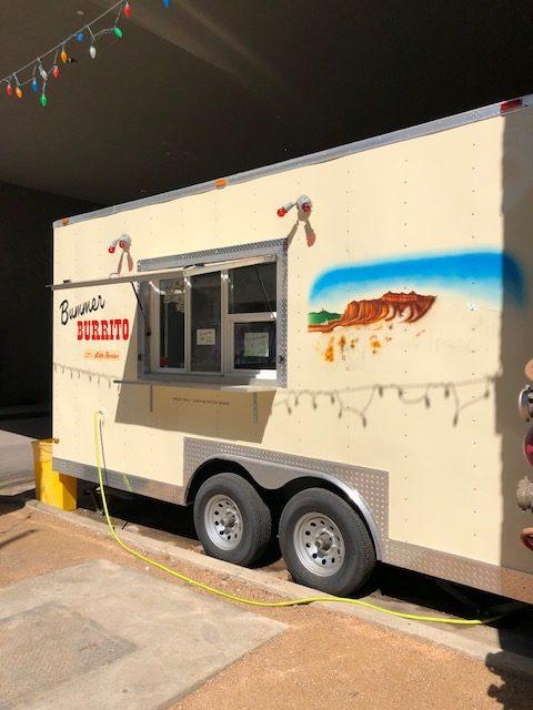 Bummer Burrito Food Truck