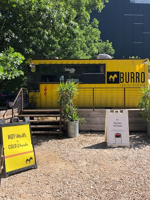 Burro's Grilled Cheese
