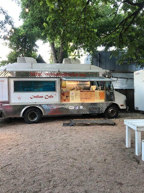 Masala Dhaba Food Truck