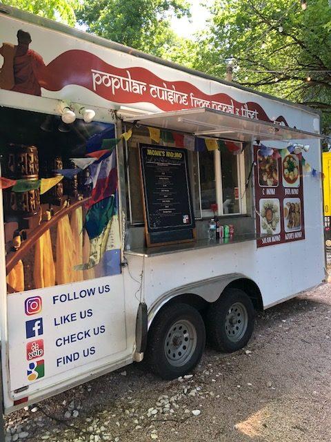 Monk's Momo Food Truck