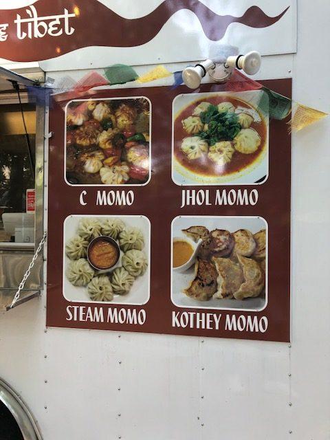 Monk's Momo Food