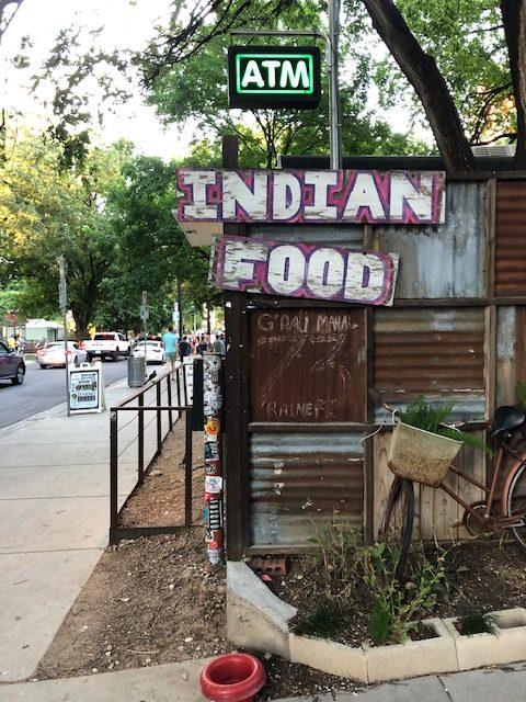 G'raj Mahal Indian Food