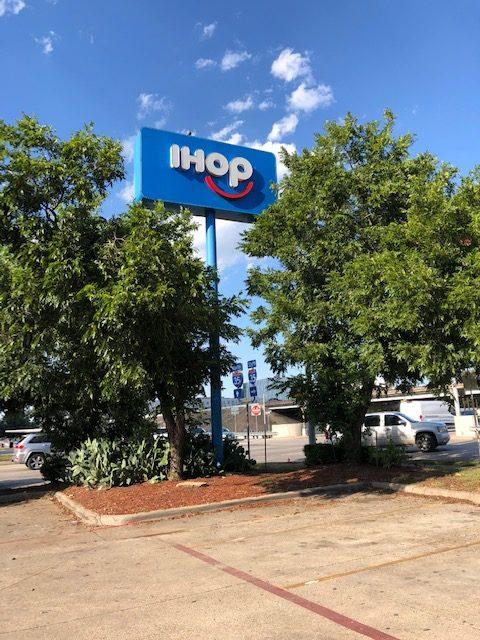 IHOP Sign