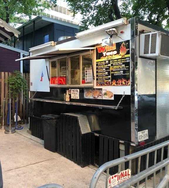 Wild Taco Food Truck on Rainey