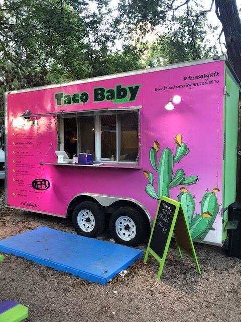 Taco Baby Food Truck